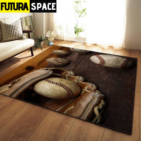 SPACE CARPET - 3D Printed Area - No-1 / 152x99cm - 100000392