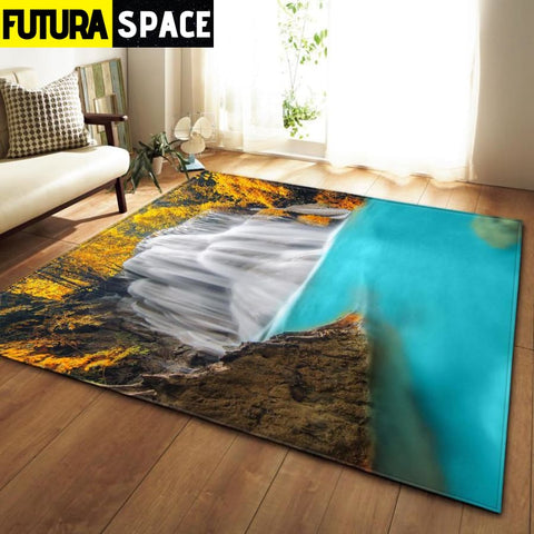 SPACE CARPET - 3D Printed Area - No-5 / 152x99cm - 100000392