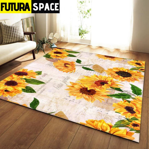 SPACE CARPET - 3D Printed Area - No-4 / 152x99cm - 100000392