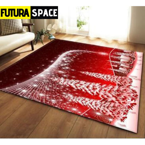 SPACE CARPET - 3D Printed Area - No-12 / 152x99cm -