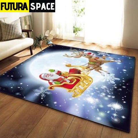 SPACE CARPET - 3D Printed Area - No-13 / 152x99cm -