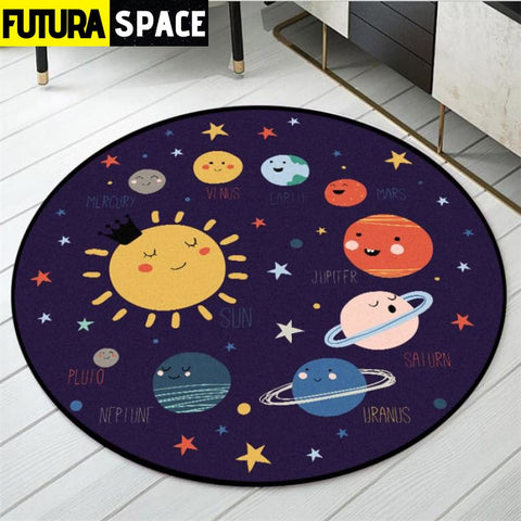 SPACE CARPET - Cartoon Planet - 100000392