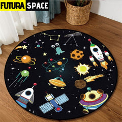 SPACE CARPET - Cartoon Planet