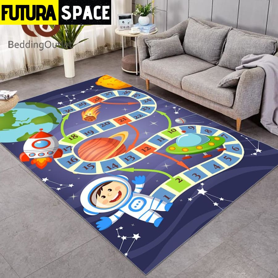 SPACE CARPET FOR KIDS - 100000392