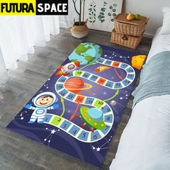 SPACE CARPET FOR KIDS
