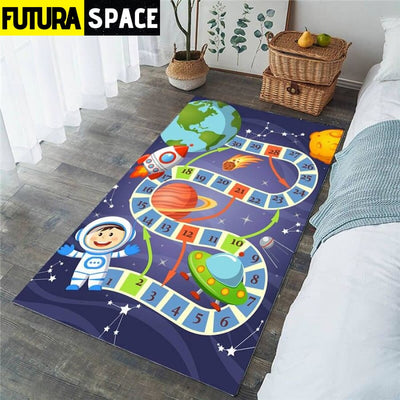 SPACE CARPET FOR KIDS - 1 / 91x152cm - 100000392