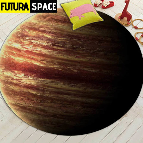 SPACE CARPET - Outer Space - 4 / 60cm diameter - 100000392