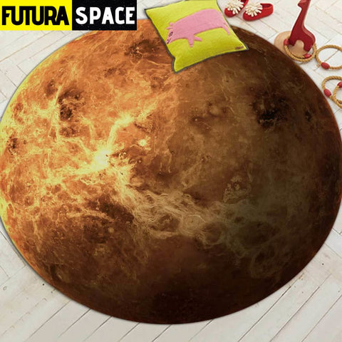 SPACE CARPET - Outer Space - 8 / 60cm diameter - 100000392