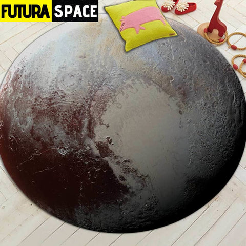 SPACE CARPET - Outer Space - 6 / 60cm diameter - 100000392