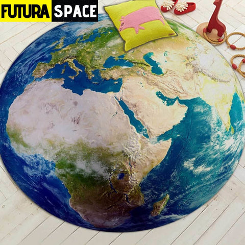 SPACE CARPET - Outer Space - 1 / 60cm diameter - 100000392
