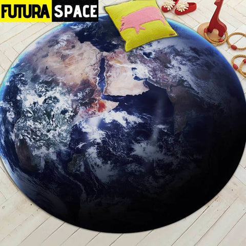 SPACE CARPET - Outer Space - 7 / 60cm diameter - 100000392