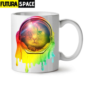 Space Cate Coffee Mug - 100003290