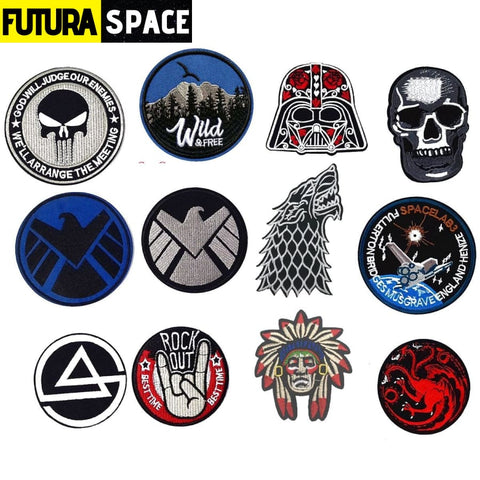 SPACE Clothes Patch - 100005735