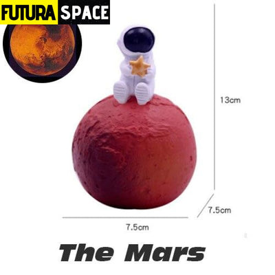 SPACE DESK LAMP - Astronaut - Mars - 39050508