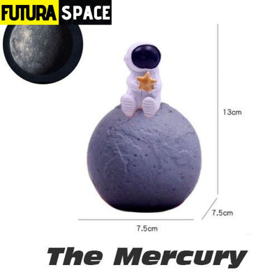 SPACE DESK LAMP - Astronaut - Mercury - 39050508