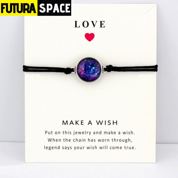 SPACE GALAXY BRACELET 'NEBULA' - 200000147