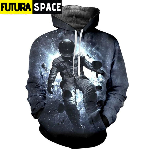 SPACE HOODIE - ASTRONAUT STYLE - 200000344