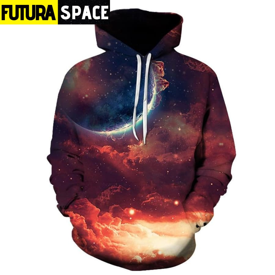 SPACE HOODIE - EXPLORATION GALAXY