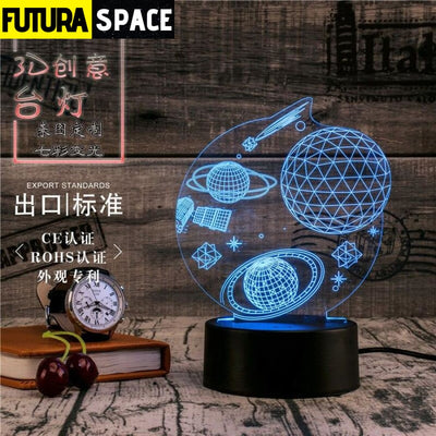 SPACE LAMP - Atmosphere - 39050508