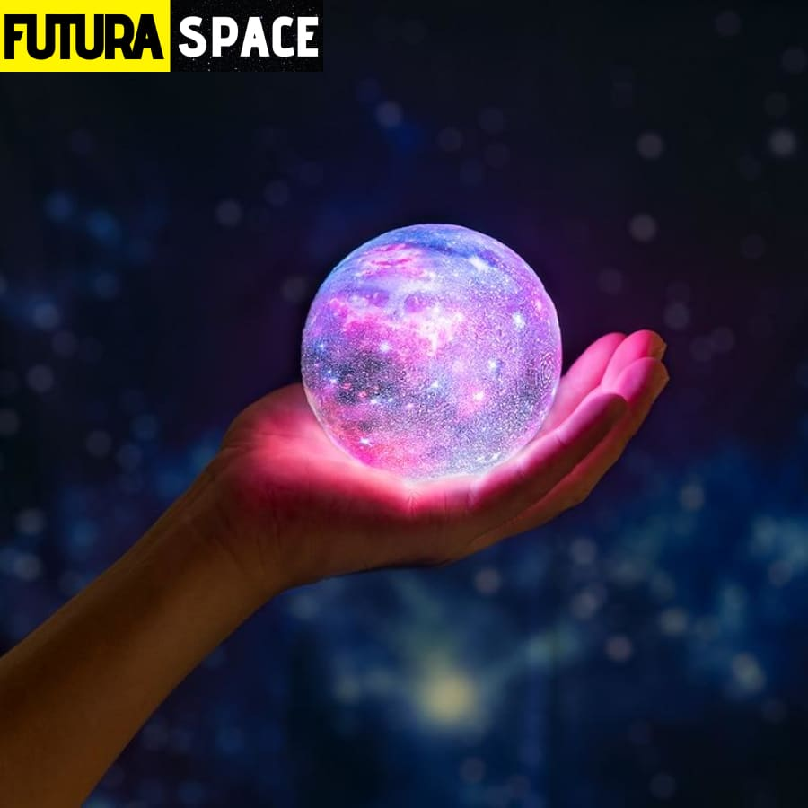 SPACE LAMP - EARTH Home Decor - 39050508