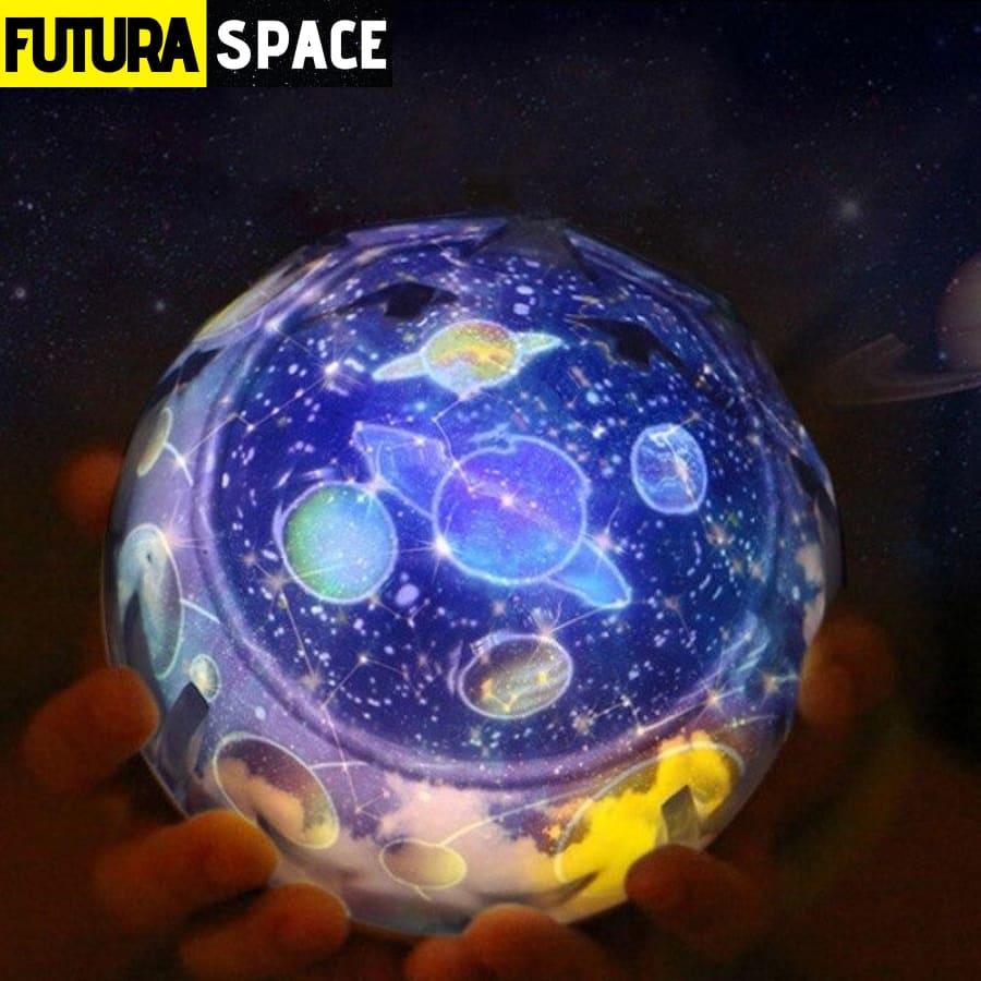 SPACE LAMP - Earth Projector - 39050508