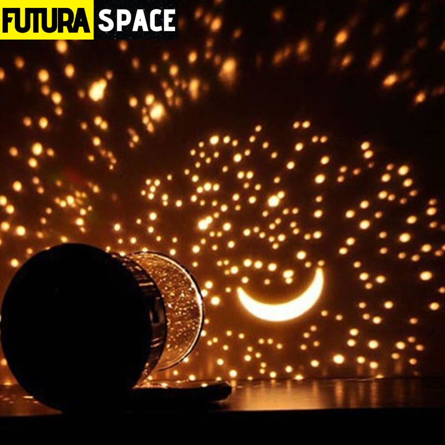 SPACE LAMP - LED Night Light