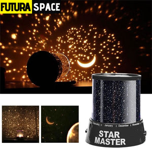 SPACE LAMP - LED Night Light - 39050508