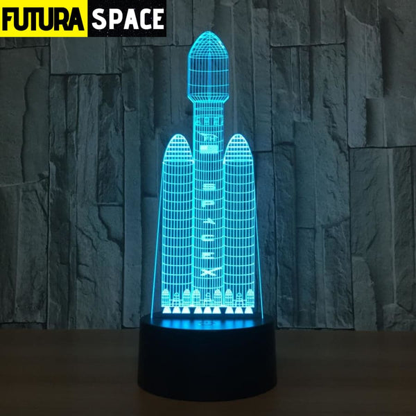 SPACE LAMP - Lights For Kids - 39050508