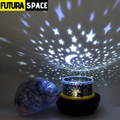 SPACE LAMP - Magic Projector - 39050508