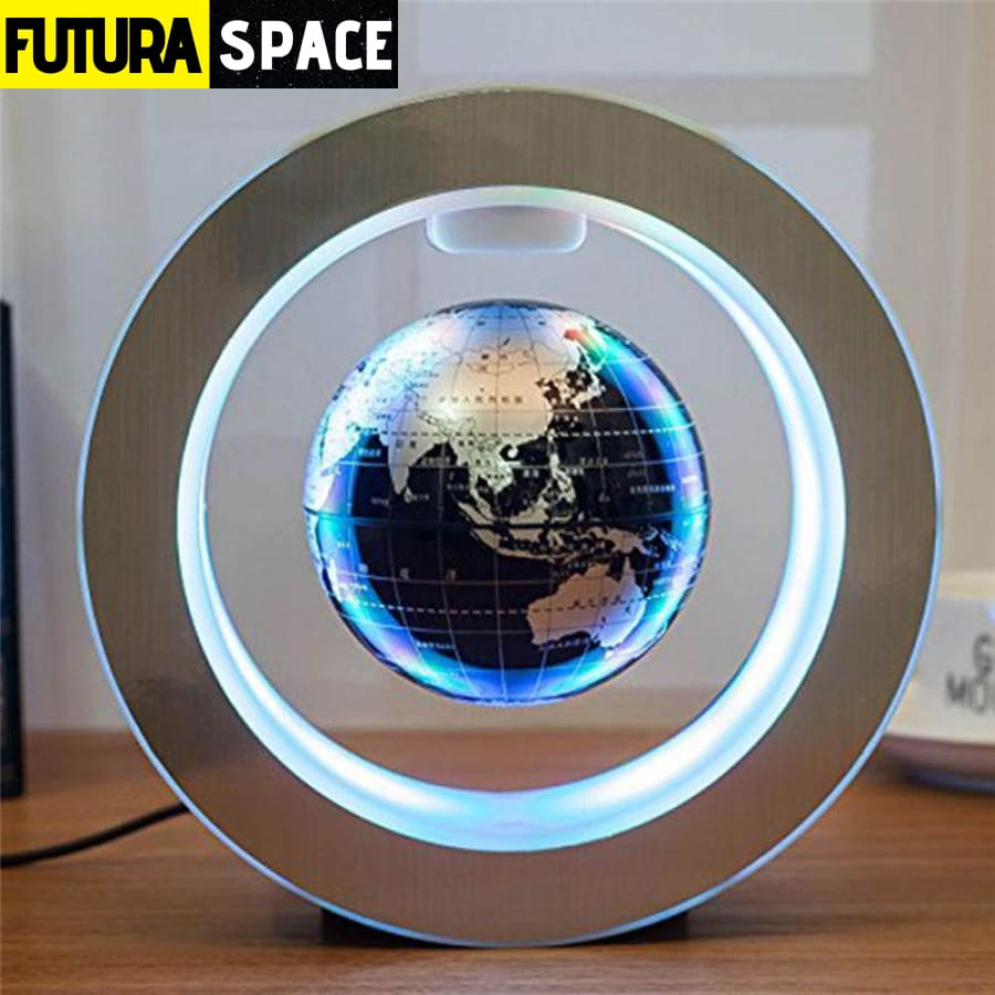 SPACE LAMP - Magnetic Floating Globe - 39050508