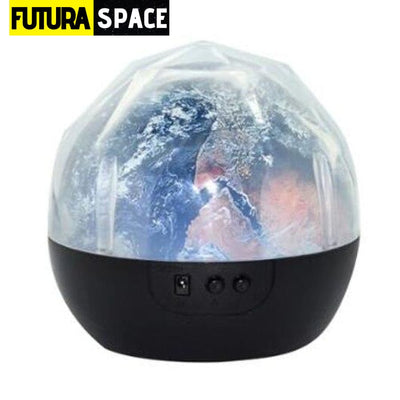 SPACE LAMP - Outer Space - Earth-general - 39050508