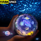 SPACE LAMP - Projector Earth - 39050508