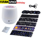 SPACE LAMP - Projector Night - Birthday / China - 39050508