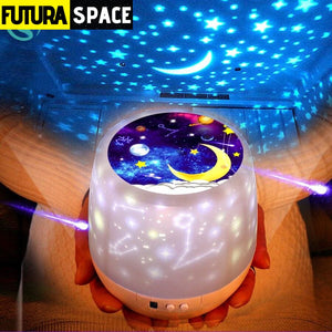 SPACE LAMP - Projector Night - 39050508