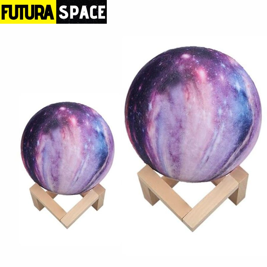 SPACE LAMP - Rechargeable Moon - 39050508
