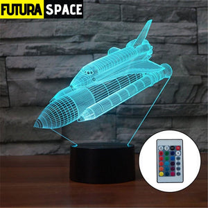 SPACE LAMP - Space Shuttle 23d - 39050508