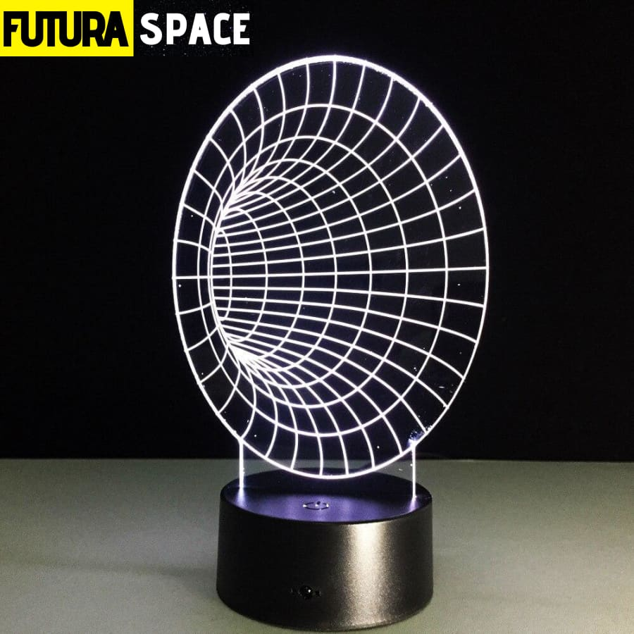 SPACE LAMP - Space Tunnel 3D