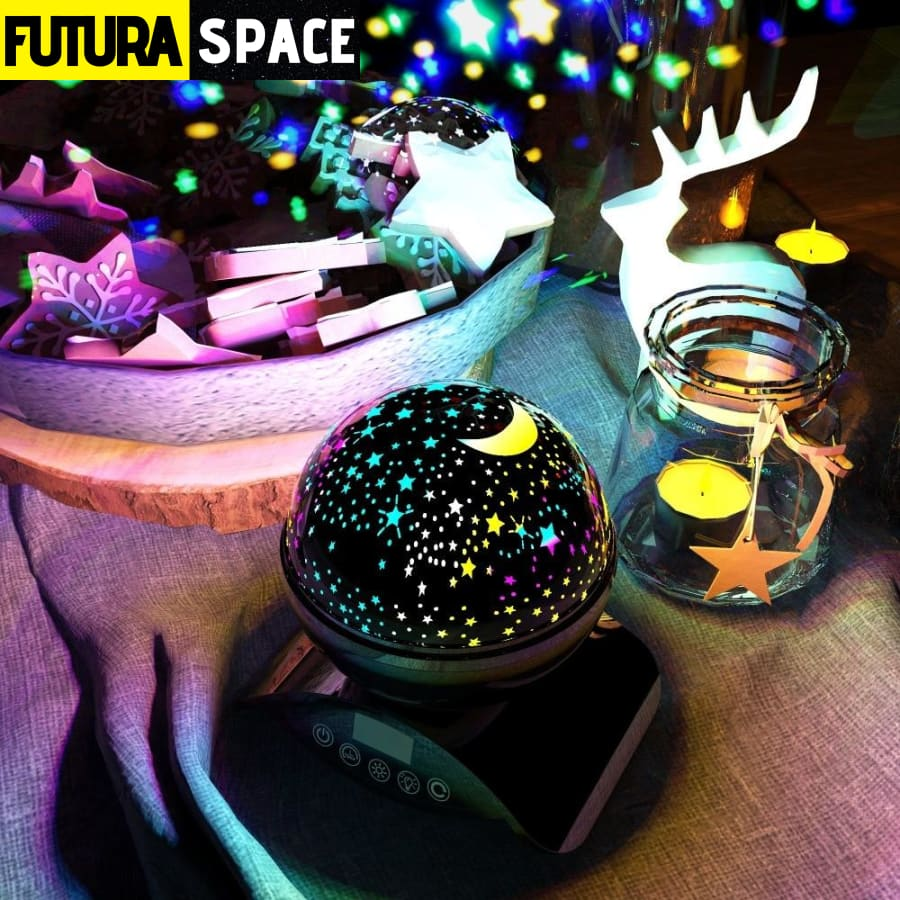 SPACE LAMP - Starry Sky LED - 39050508