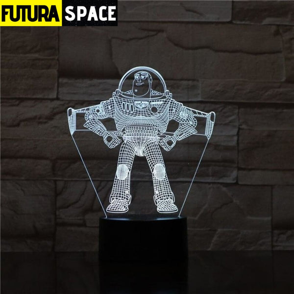 SPACE LAMP - Toy Story - 39050508