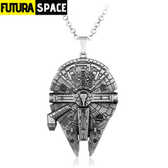 SPACE NECKLACE - STAR WARS