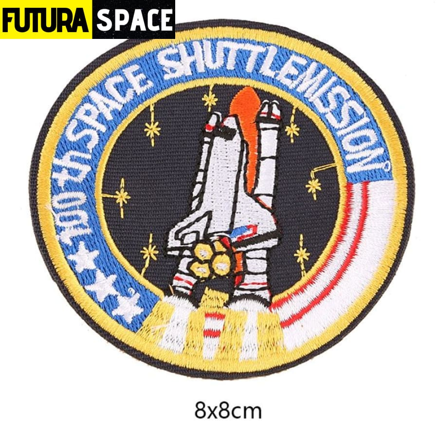 SPACE PATCH - Aeronautics - 100005735