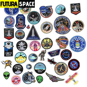 SPACE PATCH - Air Badge Top Gun - 100005735