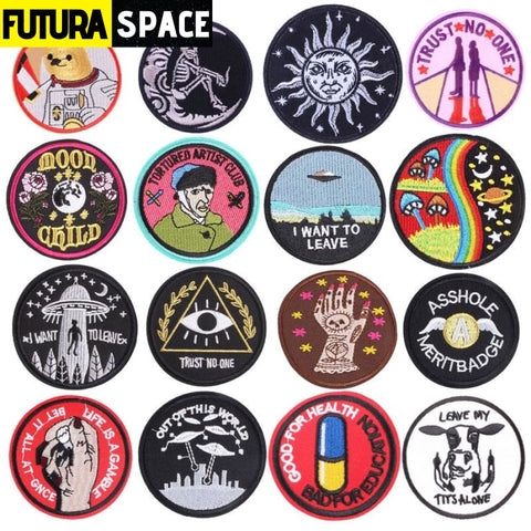SPACE PATCH - Astronaut Air Force - 100005735
