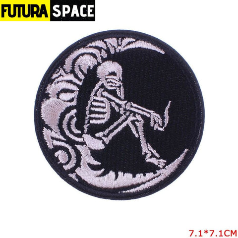 SPACE PATCH - Astronaut Air Force - PE0296CT - 100005735
