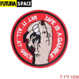SPACE PATCH - Astronaut Air Force - PE1120CT - 100005735