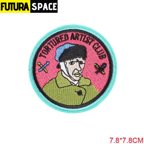 SPACE PATCH - Astronaut Air Force - PE0428CT - 100005735