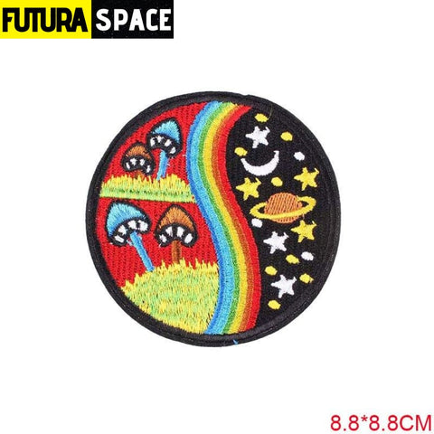 SPACE PATCH - Astronaut Air Force - PE0414CT - 100005735