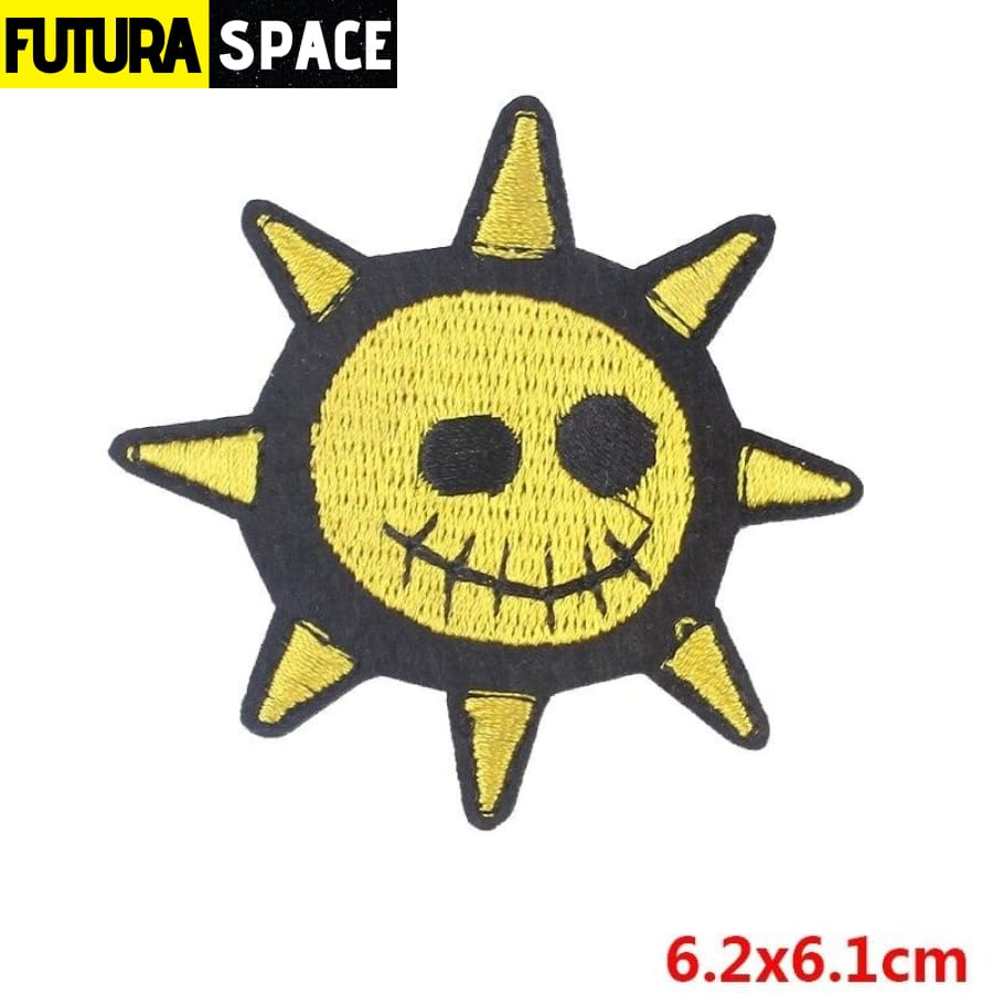 SPACE PATCH - Ironing - Dark blue - 100005735