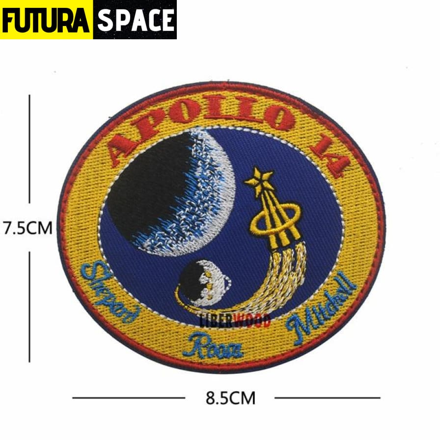 SPACE PATCH - ORIGINAL APOLLO 11 - J - 100005735