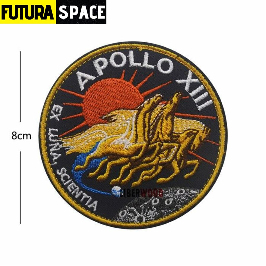 SPACE PATCH - ORIGINAL APOLLO 11 - A - 100005735